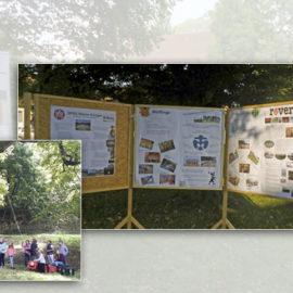 Pfadfinder Eningen spendet 3000 € an das Kinderhospiz Stuttgart. Wir unterstützten diese Aktion