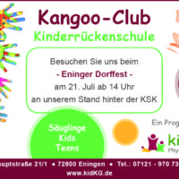 Eninger Dorffest am 21. Juli 2018