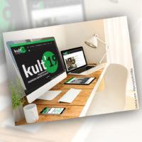 Neue Homepage unseres Kooperationspartners kult'19 mit dem Kangoo Club