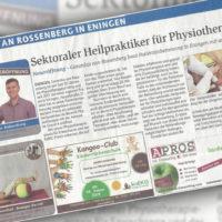 Veröffentlichung Reutlinger General Anzeiger