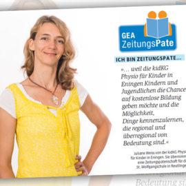 Zeitungspatenschaft St.-Wolfgang-Schule Reutlingen