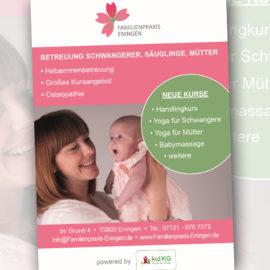 Familienpraxis Eningen – Neue Kurse