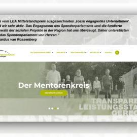 Soziales Engagement kidKG – Mentor Spendenparlament Reutlingen